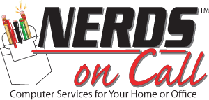 Nerds on Call Logo